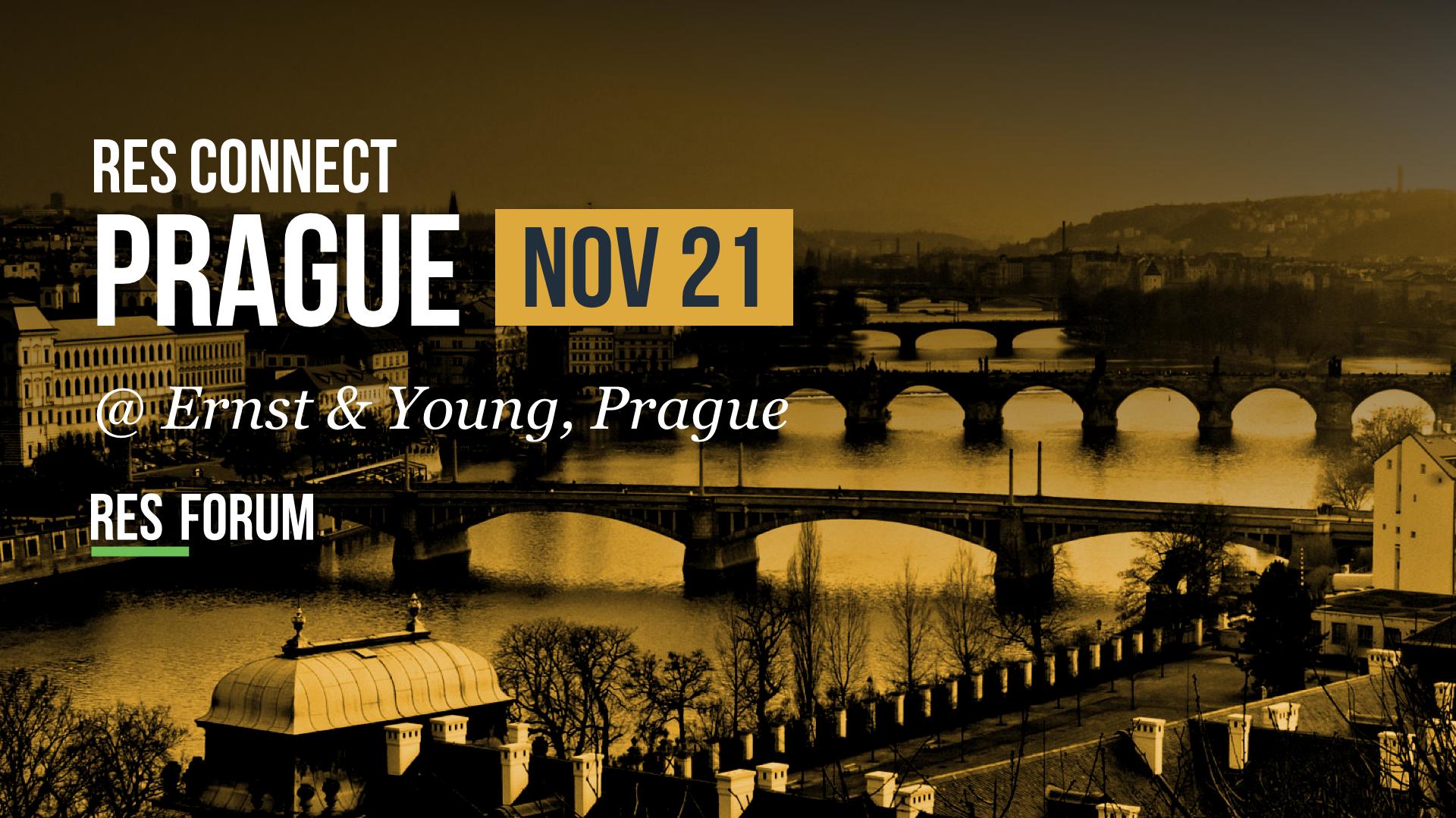 RES Connect Prague